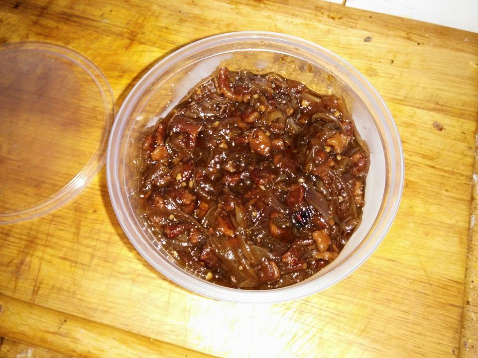 Bacon Onion Jam / Compote